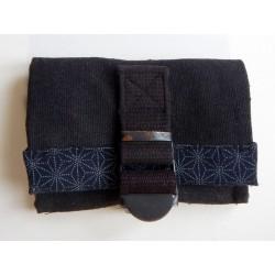 Portemonnaie schwarz-assana 1