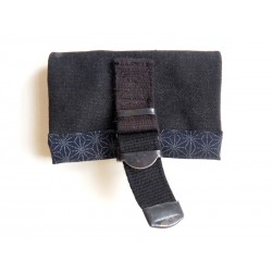 Portemonnaie schwarz-assana 2